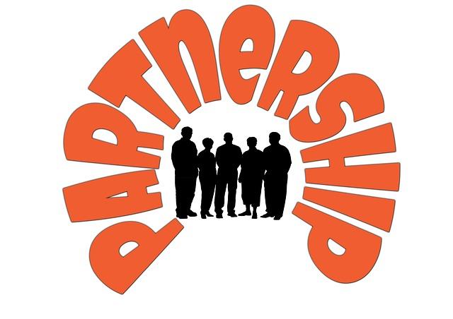 パートナーシップ、つながり、連携