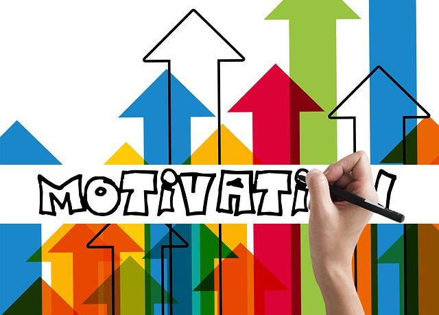 モチベーション、職員のやる気を上げる