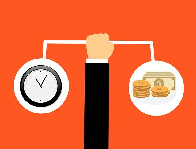 時間とお金を天秤にかける、労働時間管理