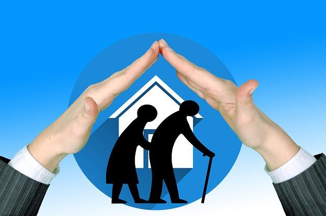 高齢者介護、老人ホーム、介護施設