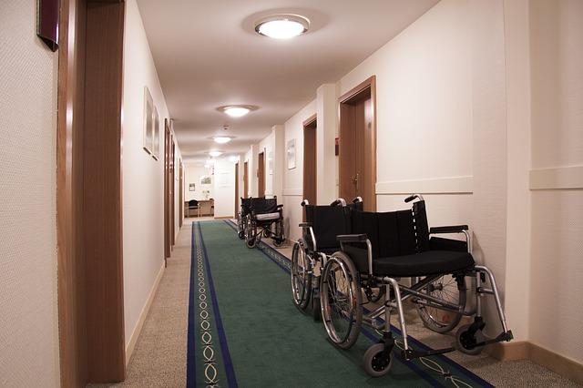 介護施設、老人ホーム、介護医療院