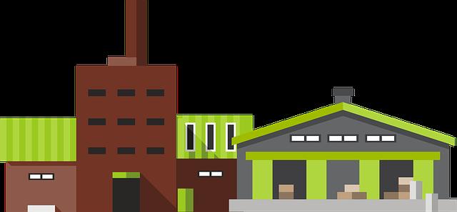 工場、環境、廃棄物