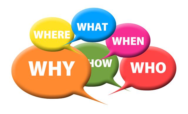 質問、情報提供